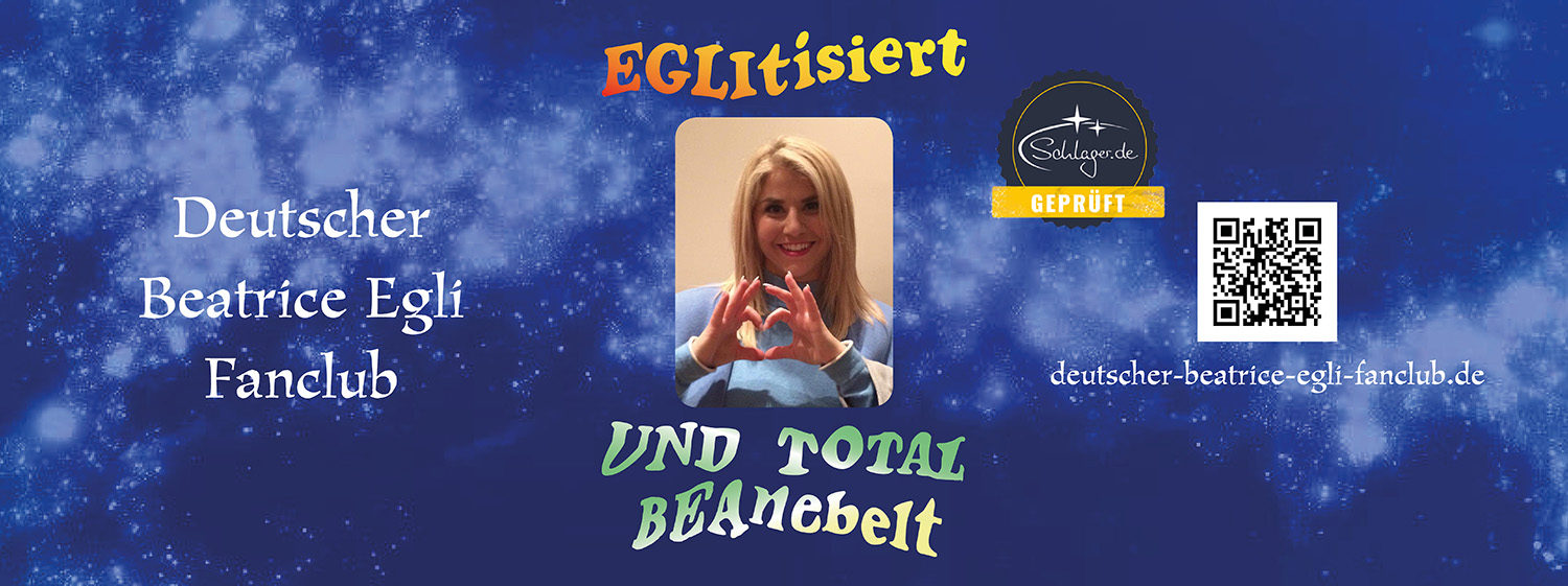 Deutscher Beatrice Egli Fanclub